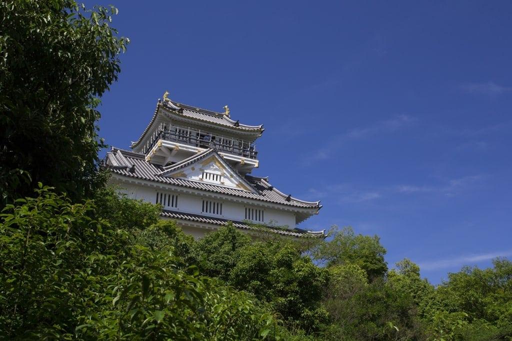 Gifu Castle Japan