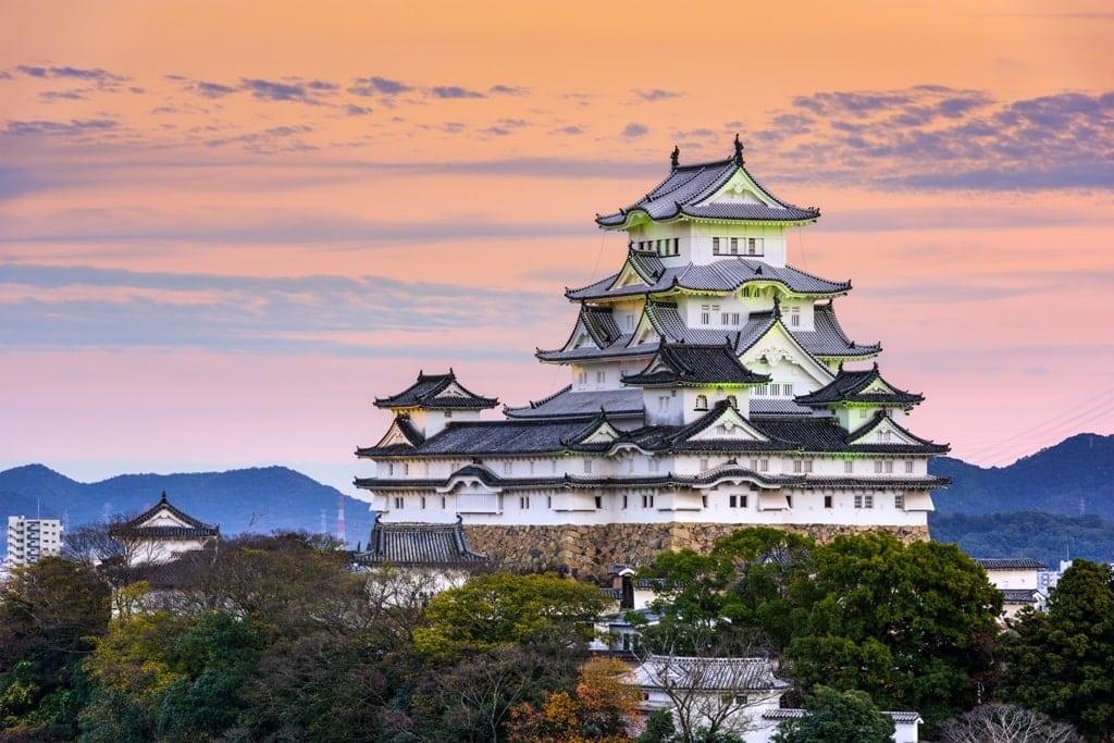 Himeji Castle Japanese Castle