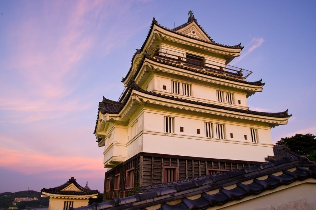 Hirado Castle - best castles to visit in Japan