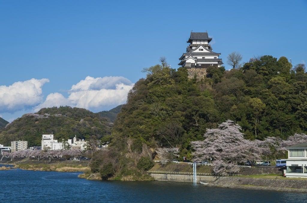 Inuyama Castle - japanese castles