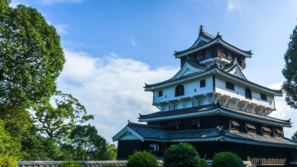 Iwakuni Castle  - best castles in Japan
