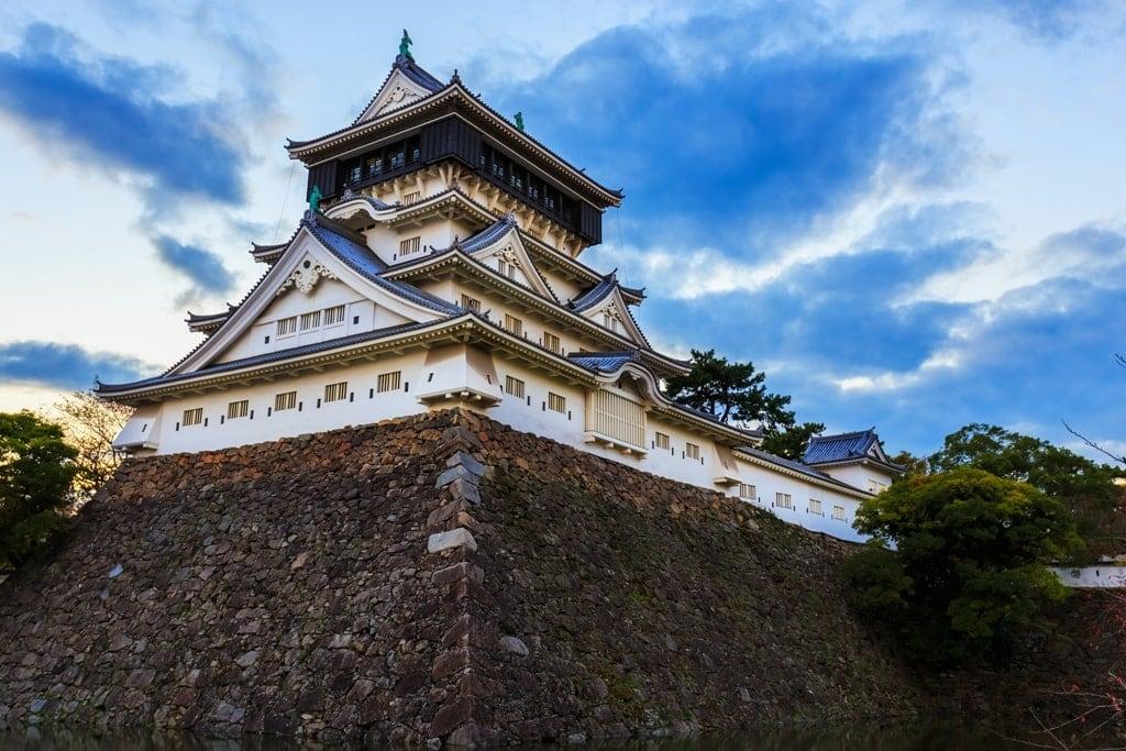 Kokura Castle  - Japanese Castles