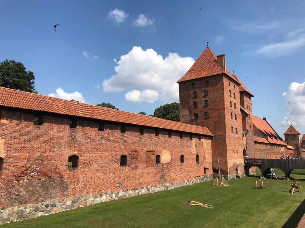 Malbork Castle exterior
