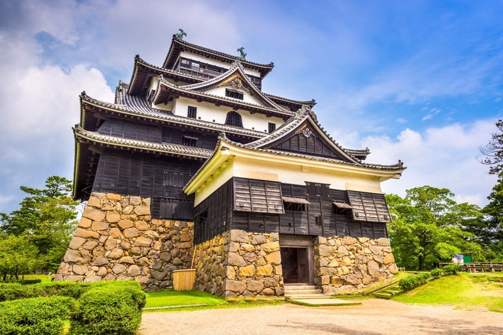 Matsue Castle  - best Japanese castles