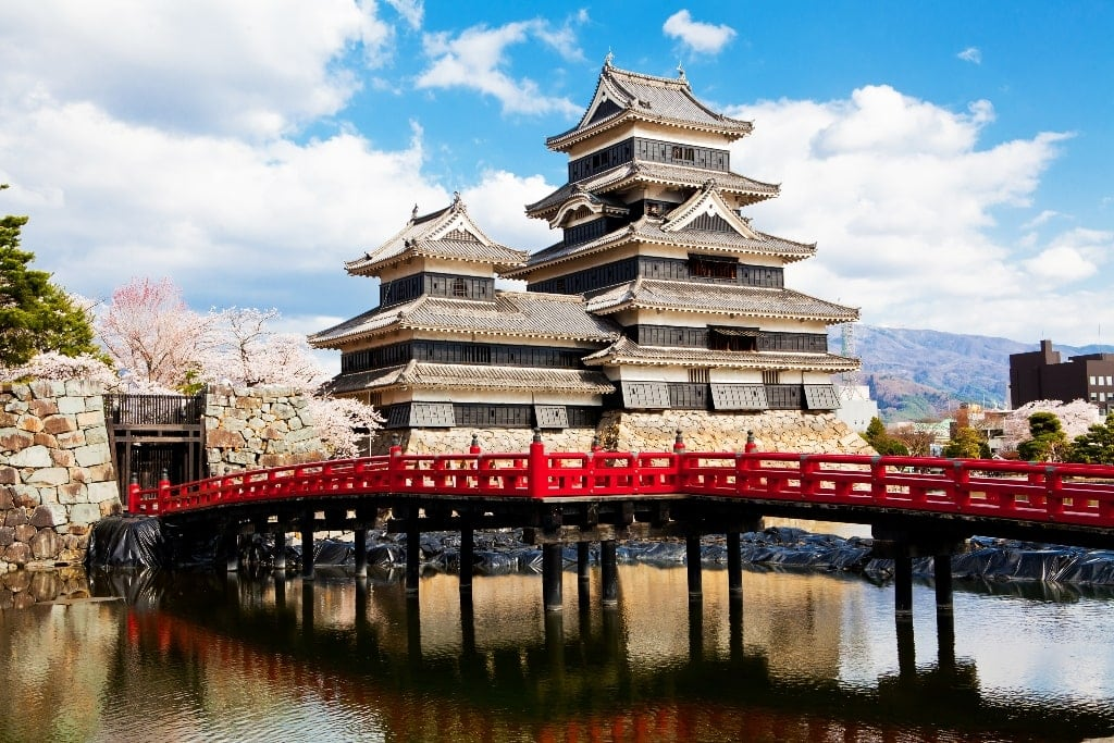 Matsumoto-Castle best castles in Japan