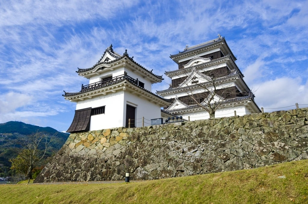 Ozu Castle - best Japanese Castles