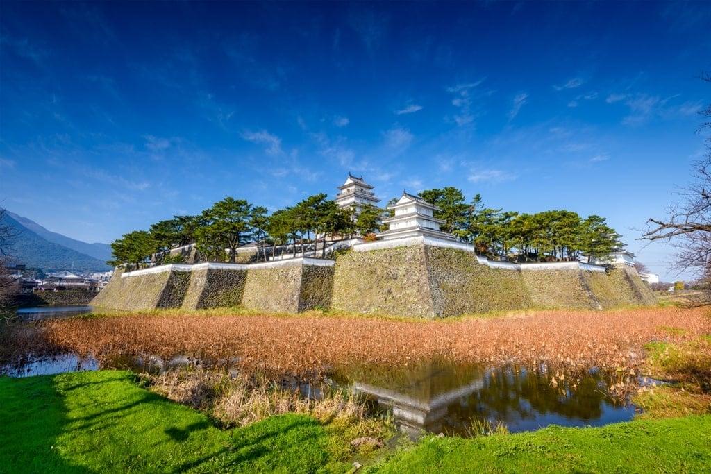Shimabara Castle Japan