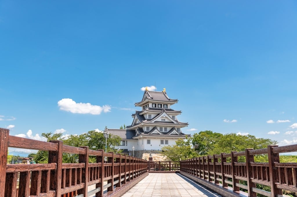 Sunomata Castle Japan's best castle