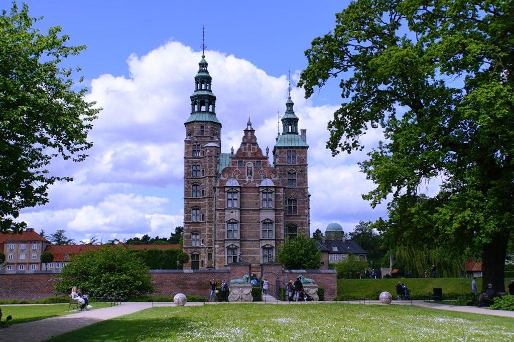 Rosenbirg Castle Copenhagen