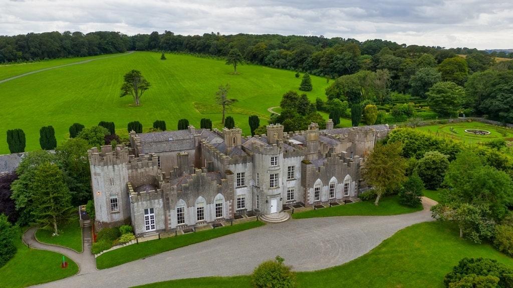 Ardgillan Castle - castles near Dublin