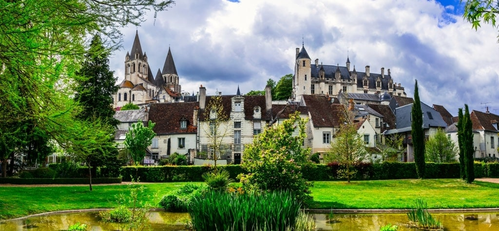 Château de Loches - best castles in the Loire Valley