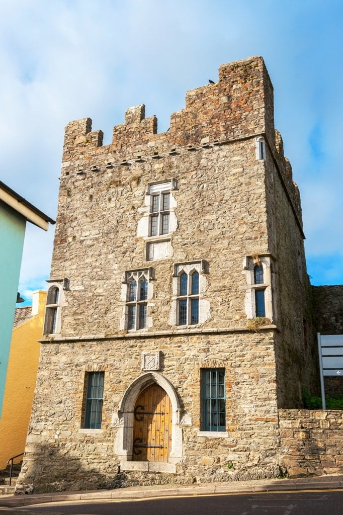 Desmond castle near Cork