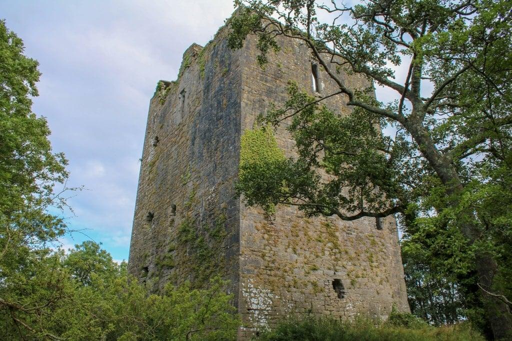 Kilcrea Castle near Cork Ireland