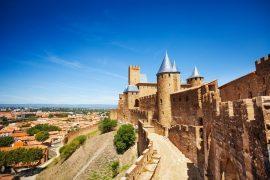 Carcassonne - Cathar Castles