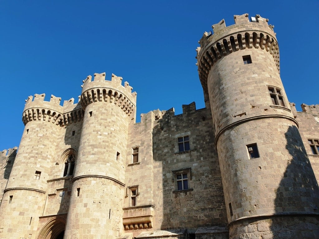 Palace of the Grand Master of the Knights of Rhodes 1