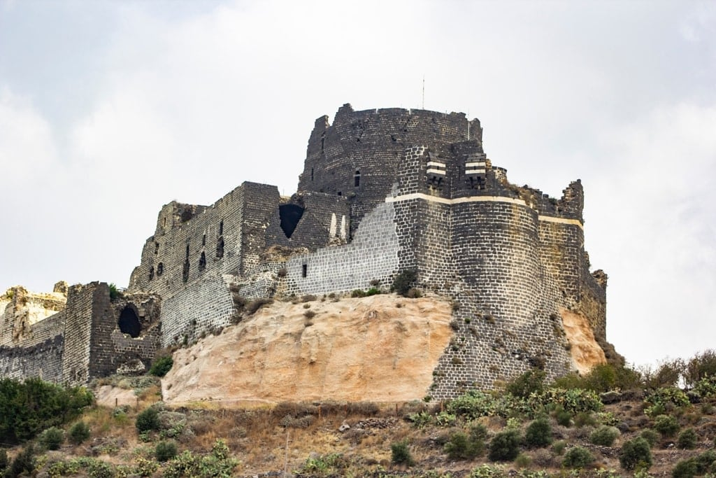 Margat Castle - Crusaders Castle