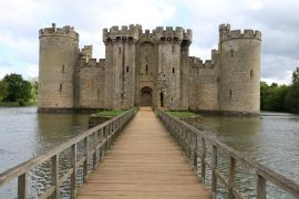 Bodiam Castle Gatehouse