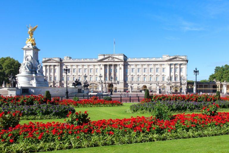 Buckingham Palace - British Royal Residences