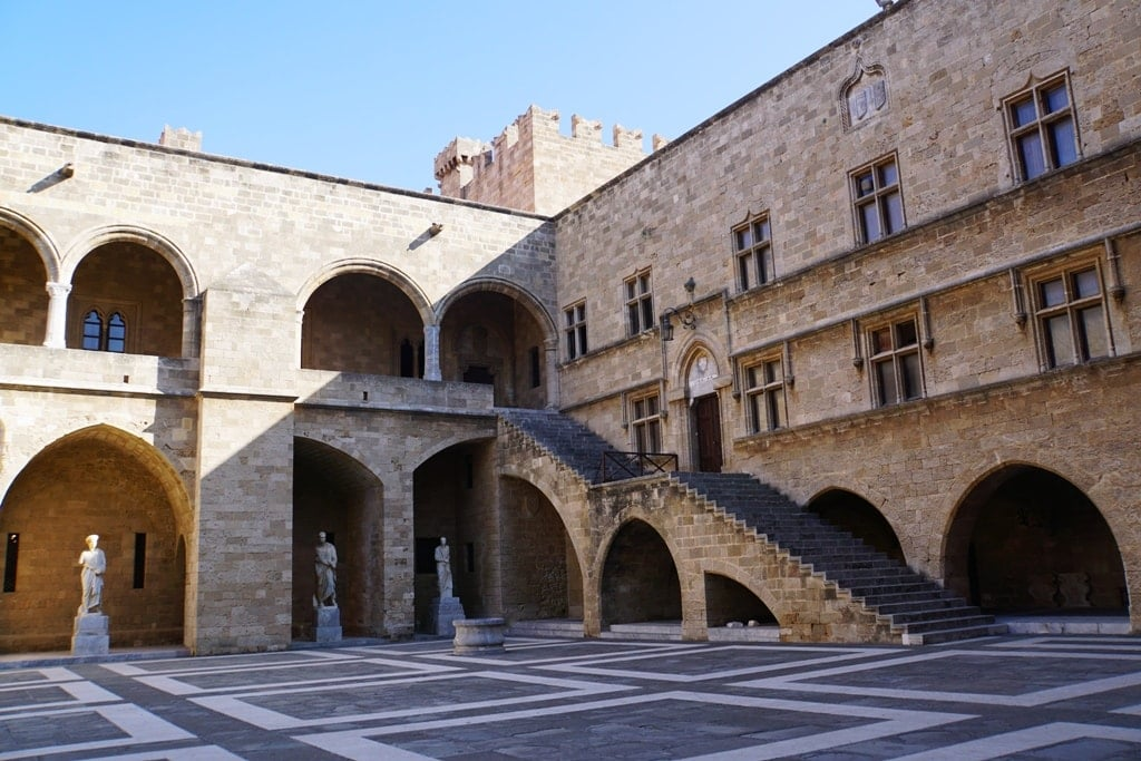 Palace of the Grand Master of the Knights of Rhodes 2