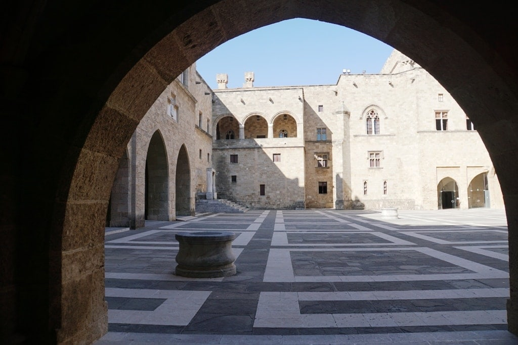 Palace of the Grand Master of the Knights of Rhodes 3