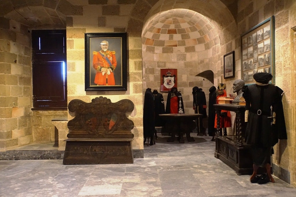 Palace of the Grand Master of the Knights of Rhodes 4