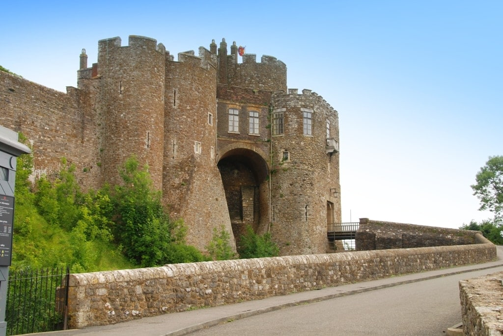 Gatehouse of Dover Castle