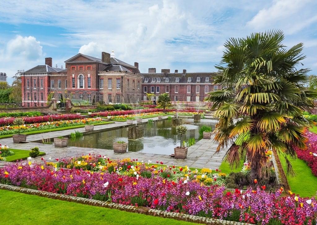 Kensington Palace - Royal palaces in London
