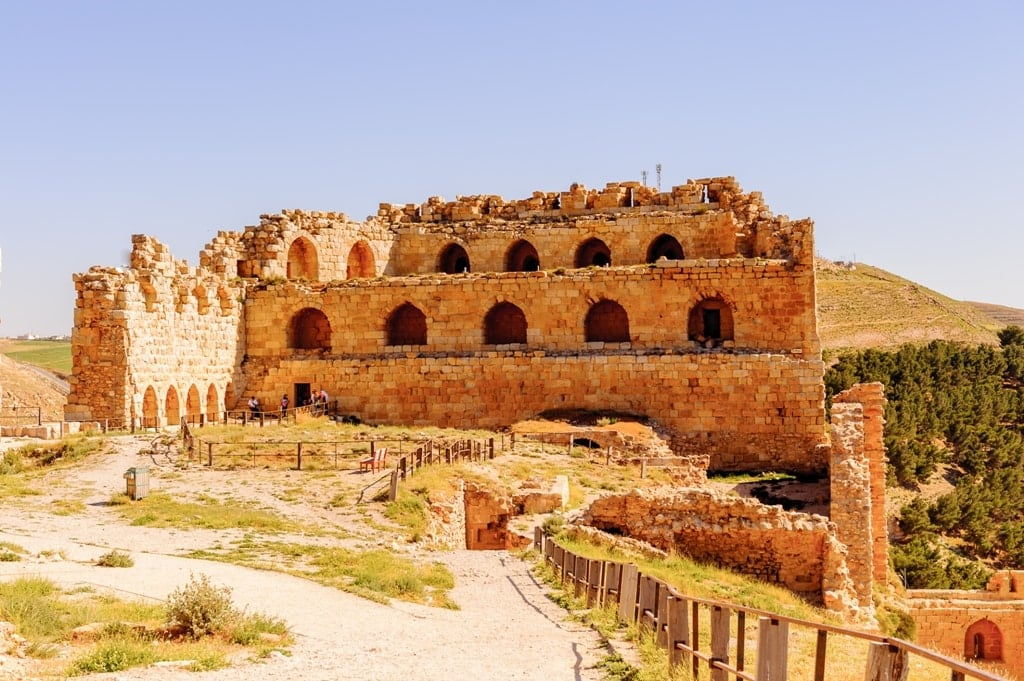 Kerak Castle - Crusaders Castles