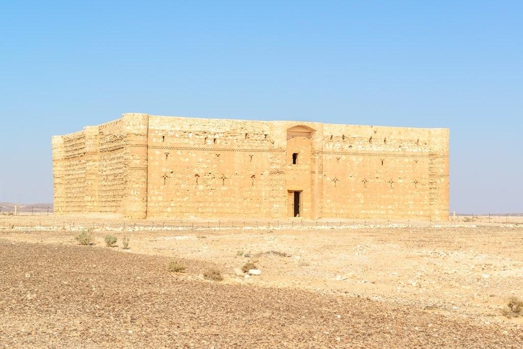 Qasr al-Kharanah  in Jordan