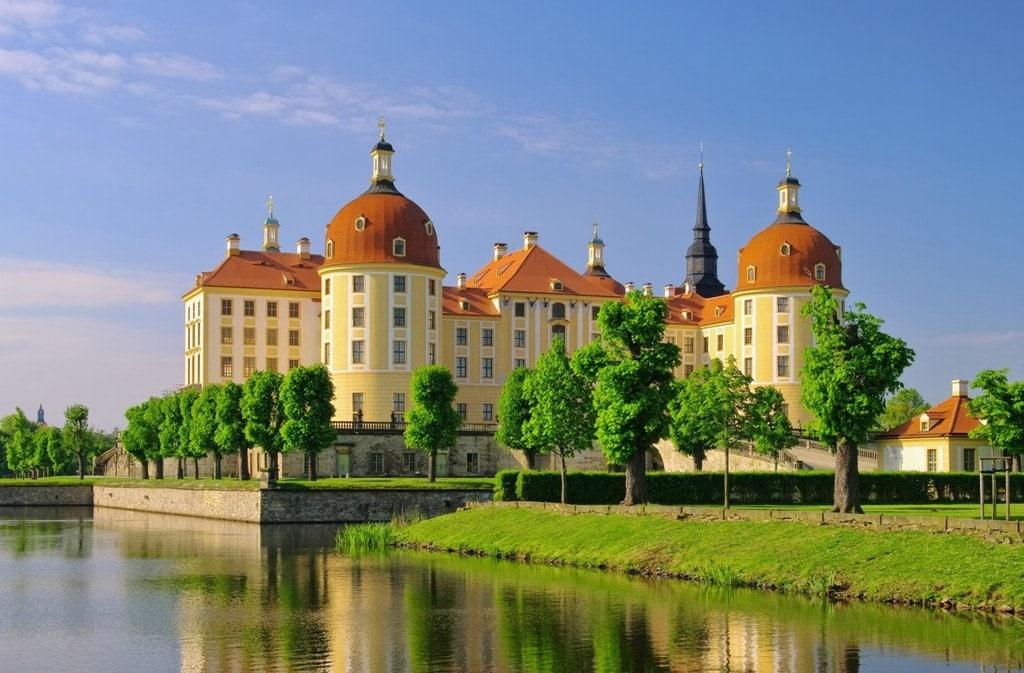 Moritzburg Castle - best castles near Dresden