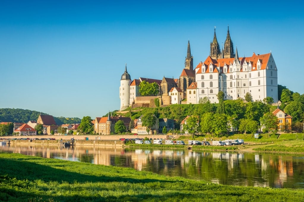 Albrechtsburg Meissen - best castles near Dresden