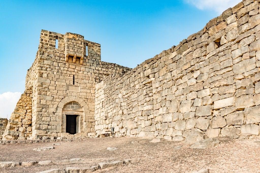 Qasr Azraq in Jordan