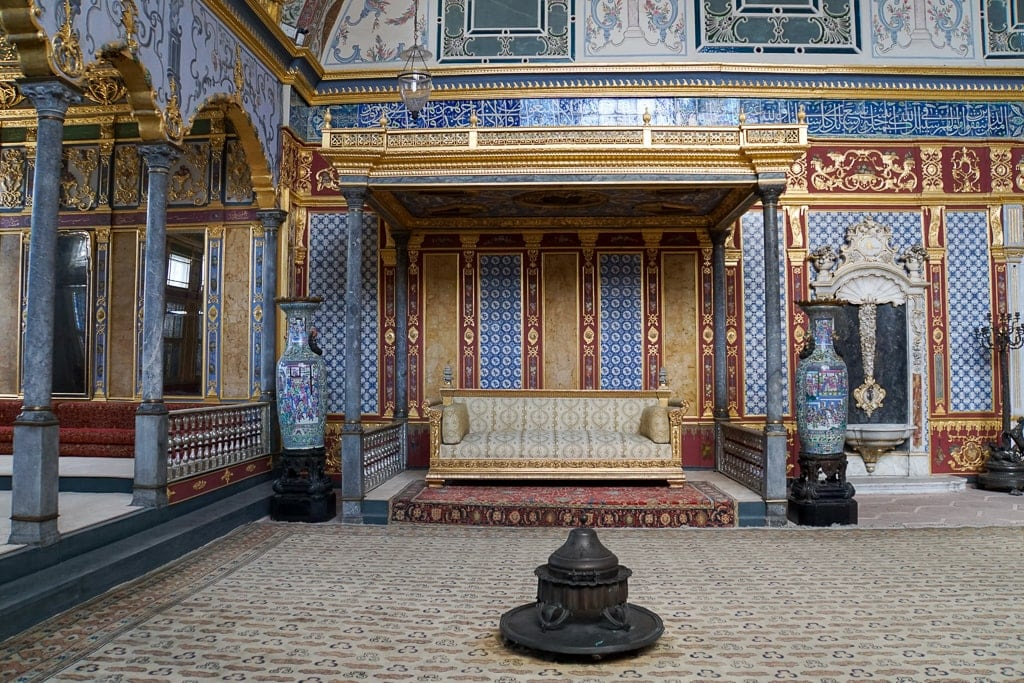 Topkapı Palace - Best Palaces in Istanbul