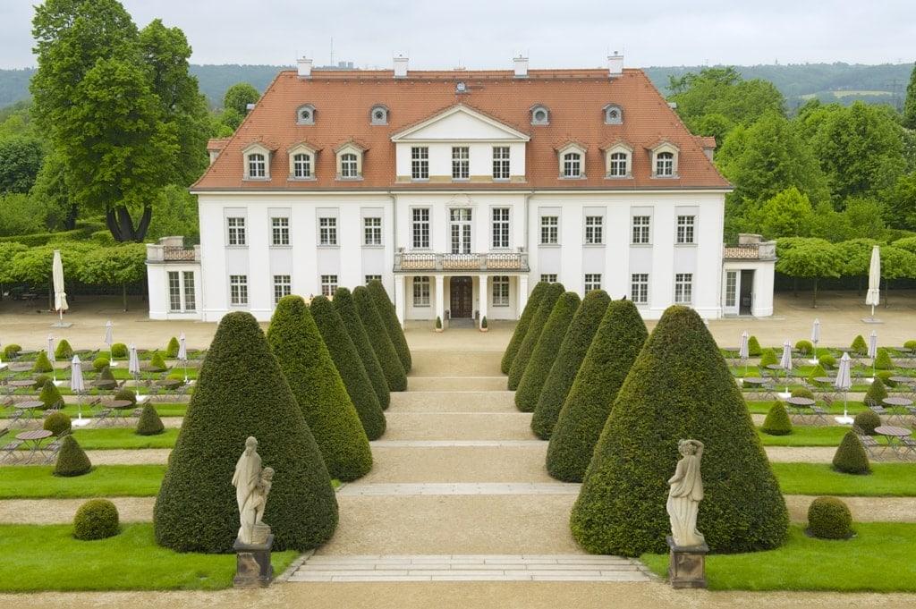 Wackerbarth castle