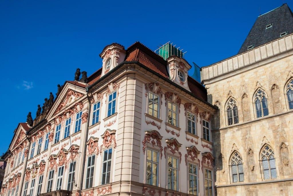 Kinský Palace palace