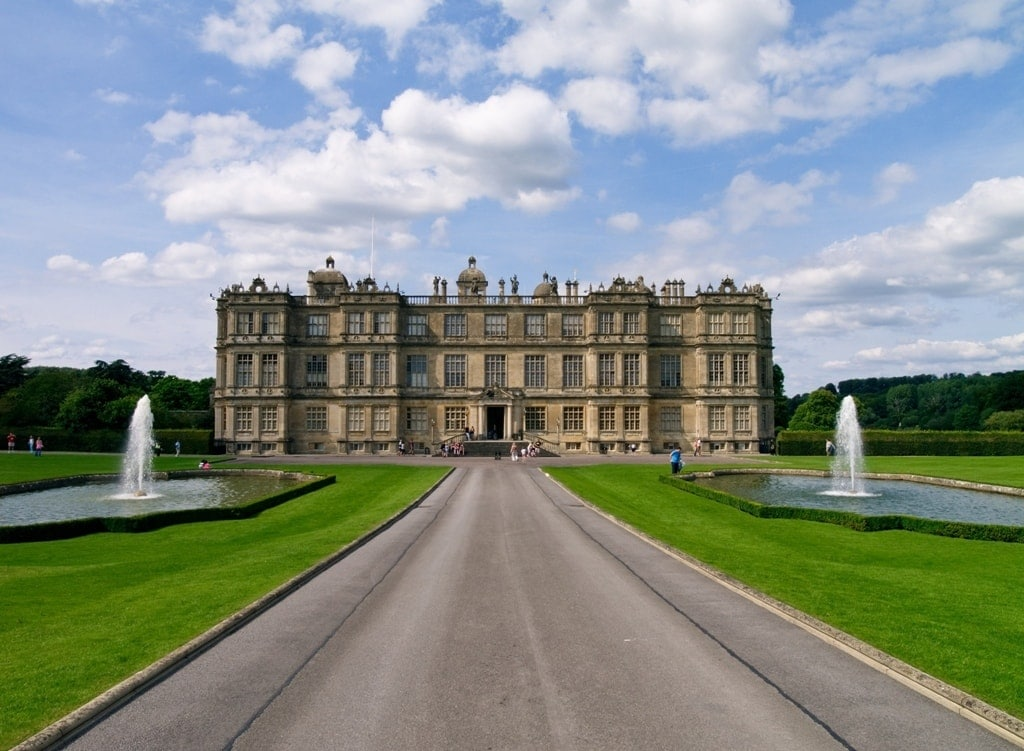 Longleat - Renaissance Palaces