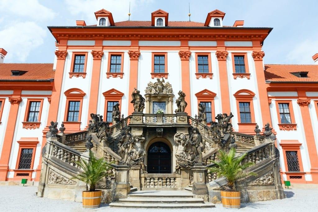 Troja Palace  Prague