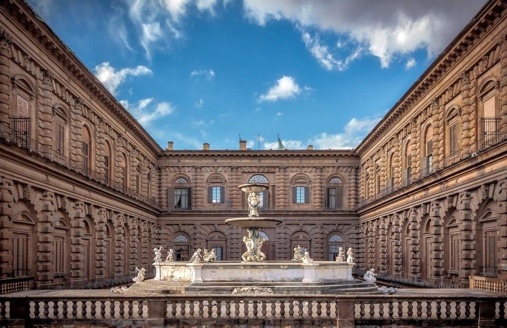 Palazzo Pitti - Renaissance Palaces