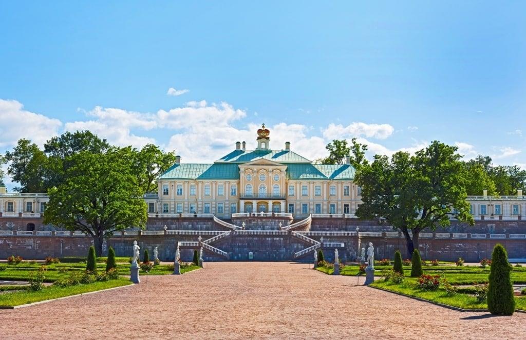 Menshikov Palace - St Petersburg