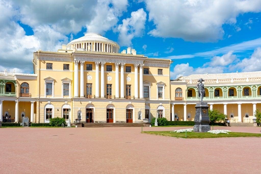 Pavlovsk Palace St Petersburg