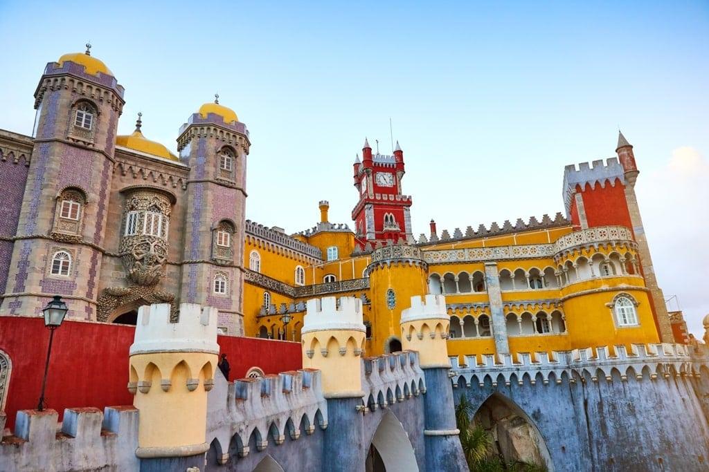 Pena Palace- best castles in Sintra