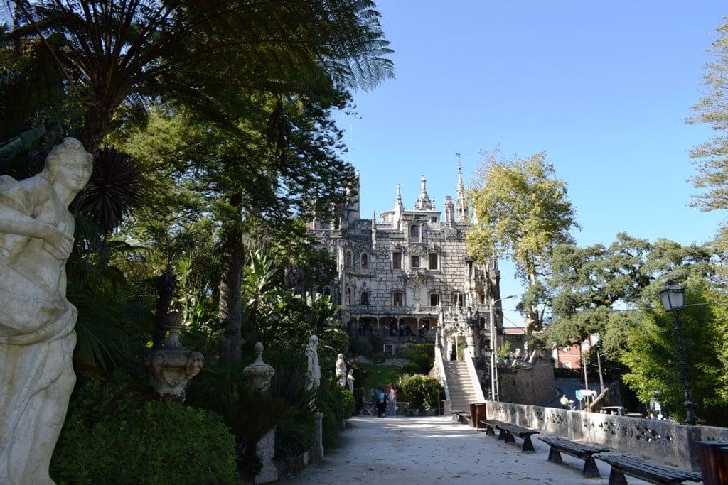 Quinta da Regaleira - best castles to visit in Sintra