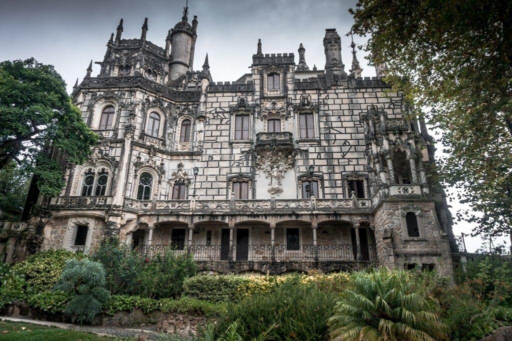Quinta da Regaleira - Castles in Sintra