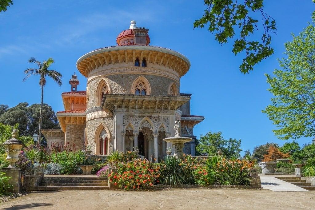 Monserrate Palace, Sintra - Best castles in Sintra