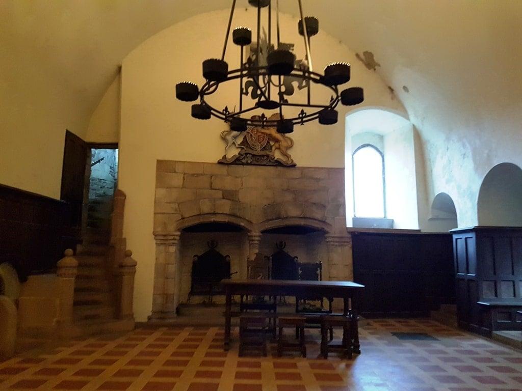 Doune Castle Game of thrones film location