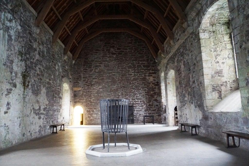 Doune Castle Monty Python film location