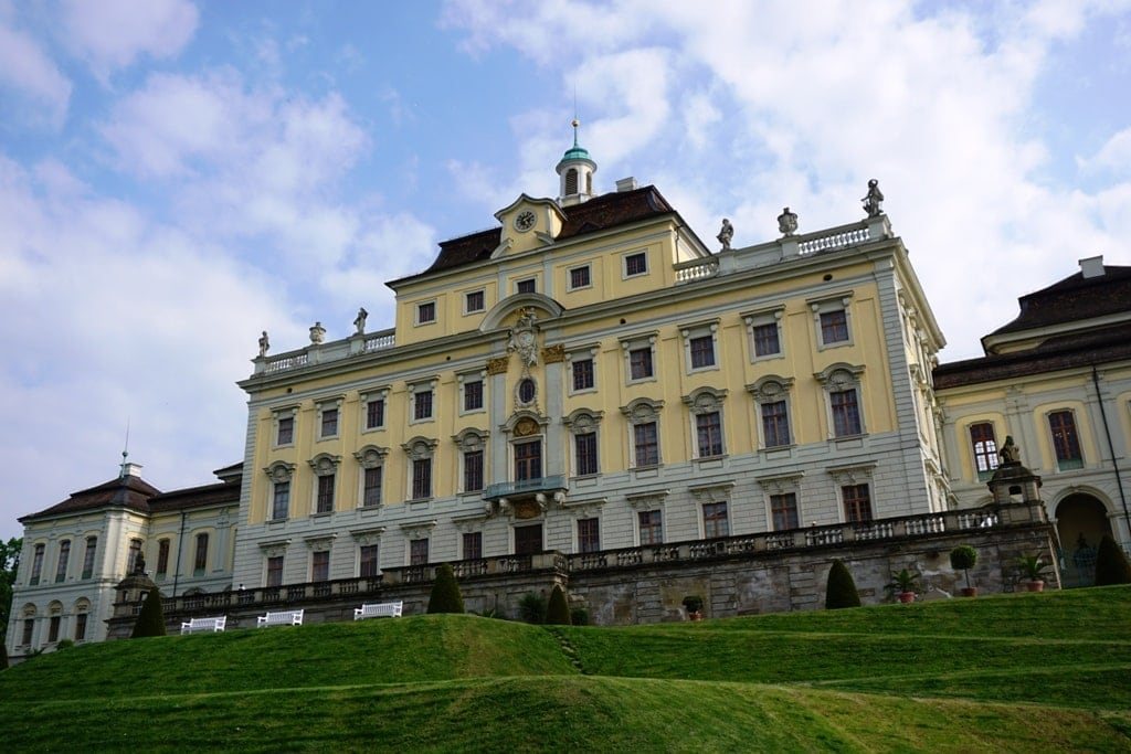 Ludwigsburg Palace guide