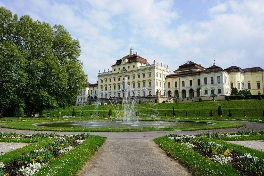 Ludwigsburg Palace 8