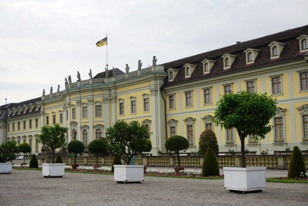 Ludwigsburg Palace 2